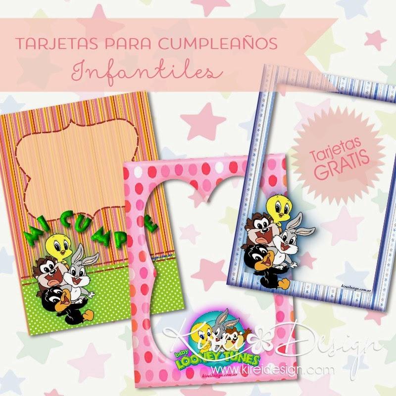 tarjetas gratis infantiles para imprimir