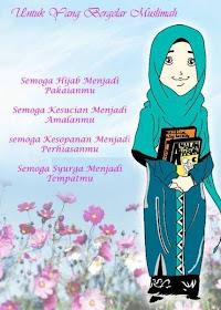Wahai Wanita Solehah