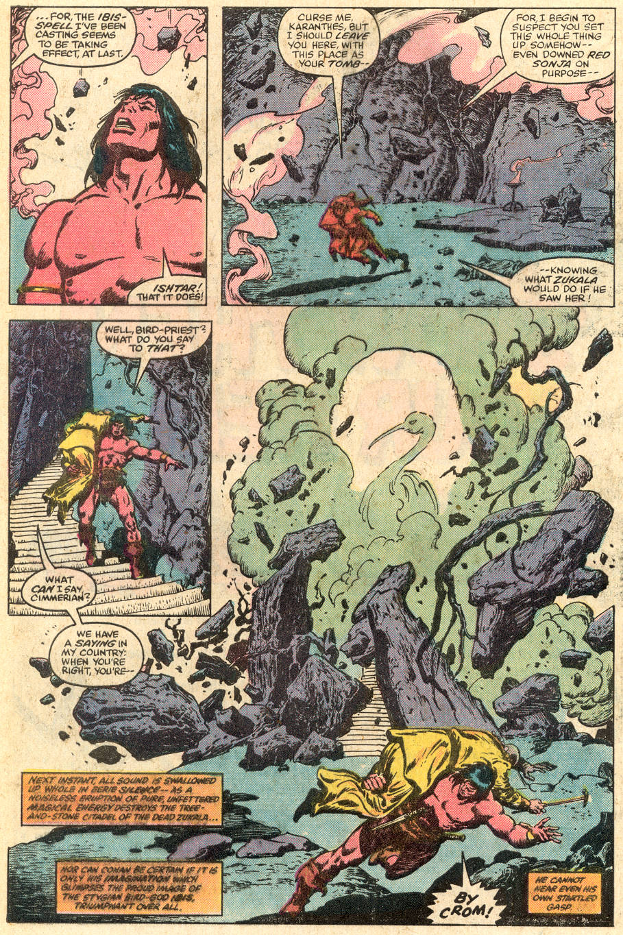 Conan the Barbarian (1970) Issue #115 #127 - English 32