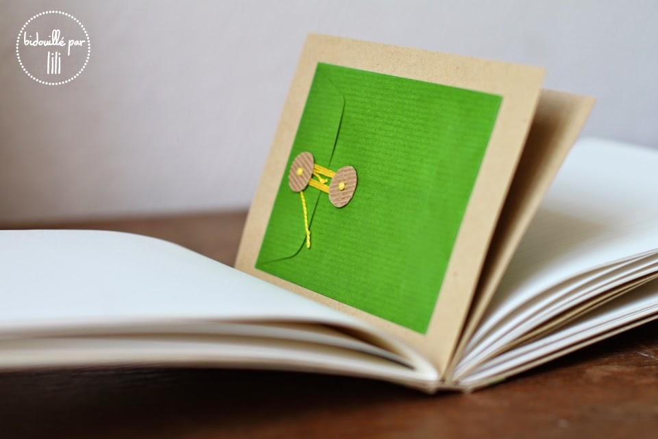bidouill par lili du c t de l 39 atelier carnet de voyage anundsj. Black Bedroom Furniture Sets. Home Design Ideas