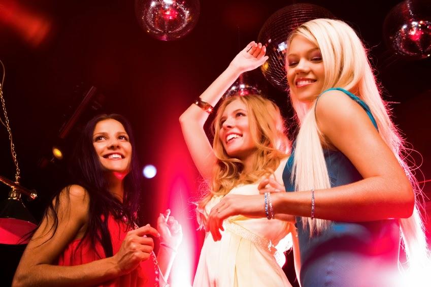 Teen dance clubs in new york city