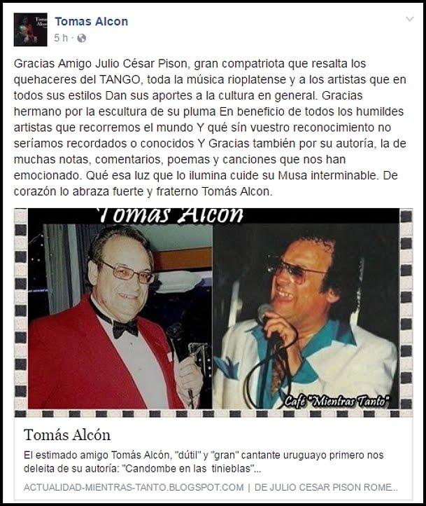 Tomás Alcón