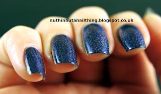 a england tristam nail polish