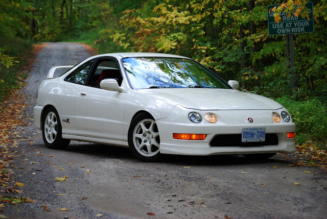 1997 Honda Acura Integra Type R