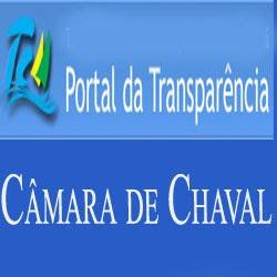 Portal da Transparência da Câmara de Chaval
