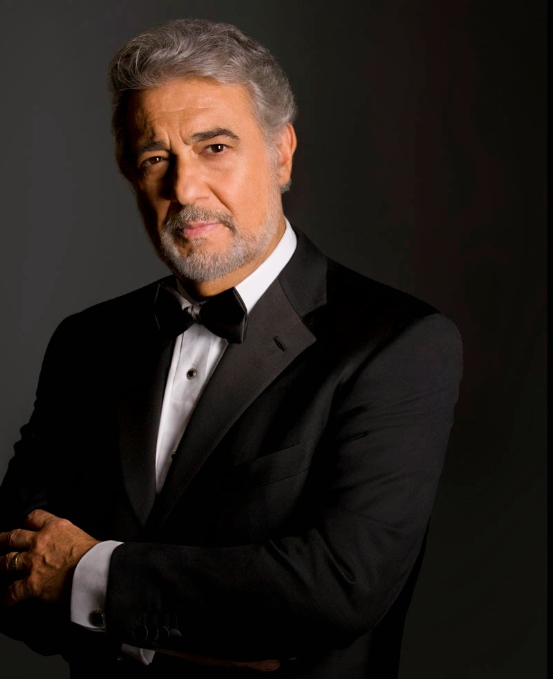 Placido Domingo: Kinderkuchen For The FBI: May 2014