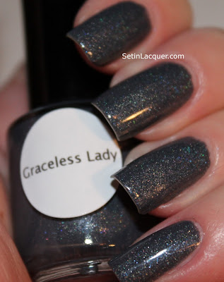 Maya Cosmetics Graceless Lady