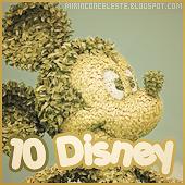 Reto Ver 10 películas Disney 2016