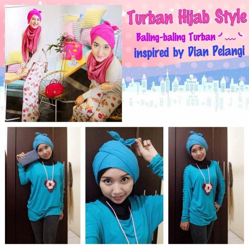 Tutorial Jilbab Segiempat Paris Hijab Simpel Praktis