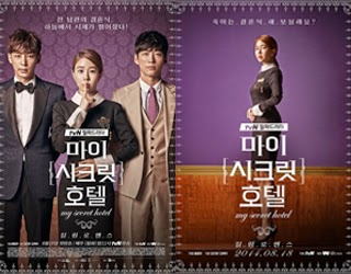 Sinopsis My Secret Hotel Episode 1-16 Lengkap