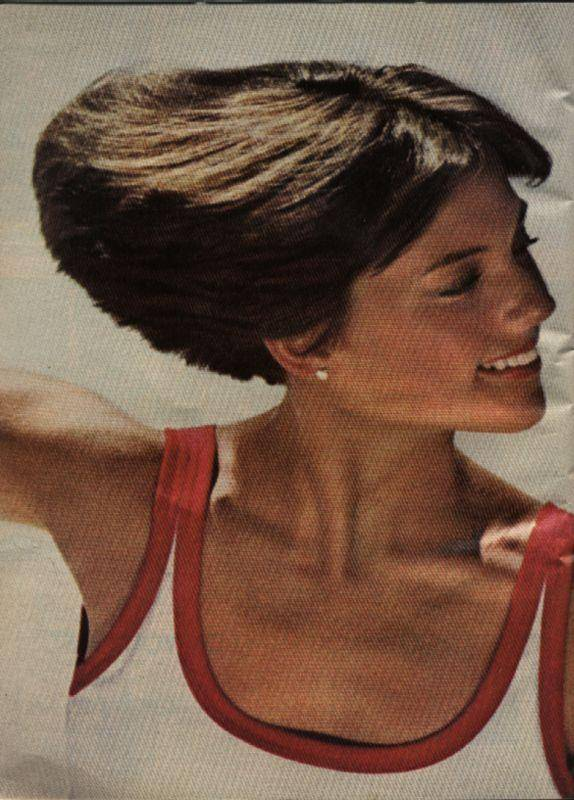 Flashback Friday - Dorothy Hamill Hair