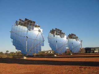 energia solar espejos solares