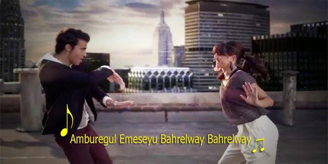 Amburegul Emeseyu Bahrelway Bahrelway