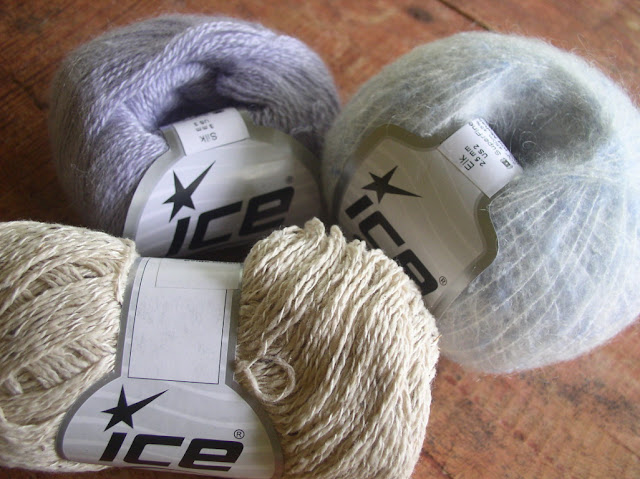Cheap knitting yarns from Turkey.