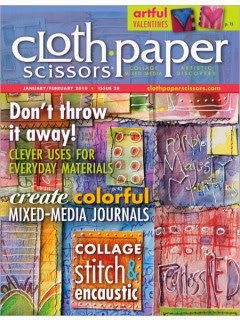 Various Mixed Media Magazines: