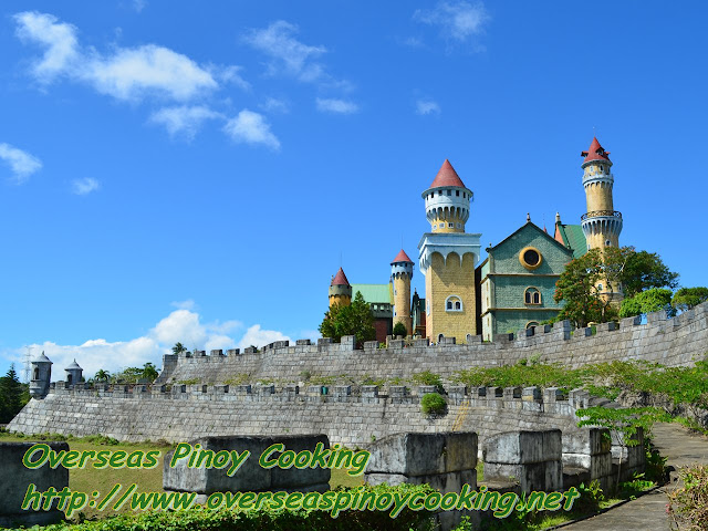 Fantasy World - Castle Walls