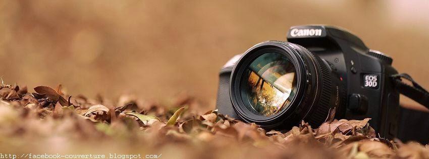 Une jolie couverture facebook photographie