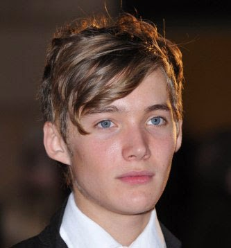 Toby Regbo Male Celebrity Hairstyles