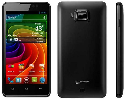 Micromax A91 Ninja - Price, Specification and Features