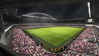 Stadium San Mames NF PES 2013: Novas Imagens