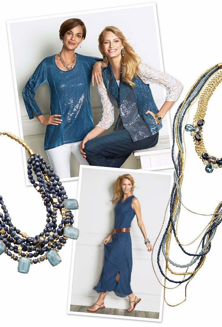Indigo Blue fashion and accessories