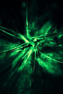 Dark Green iPhone Wallpaper