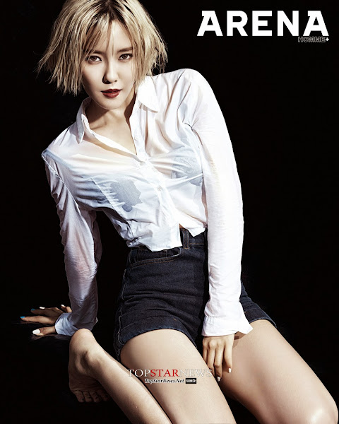 Hyomin Nice Body