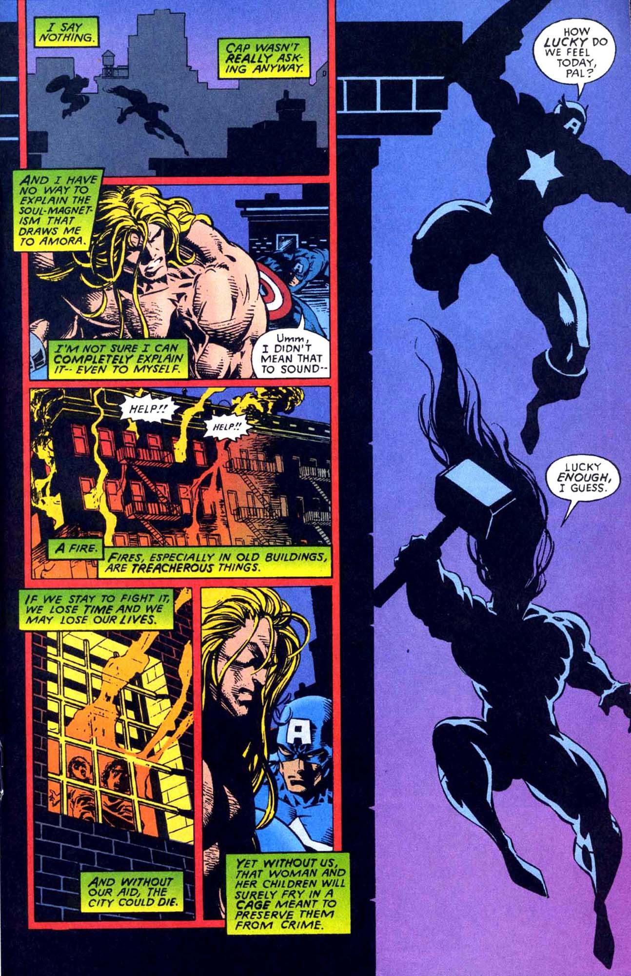 Captain America (1968) Issue #449b #404 - English 11