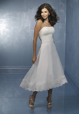 2012 Reception Wedding Dresses