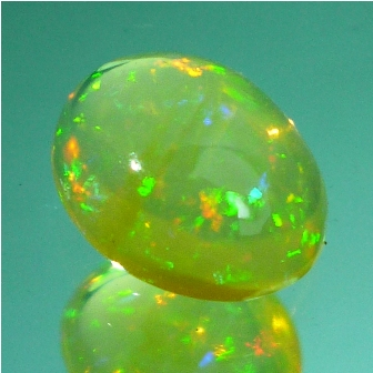 Kode : [LP319] Gemstone : Natural Opal Kalimaya Color: White ...