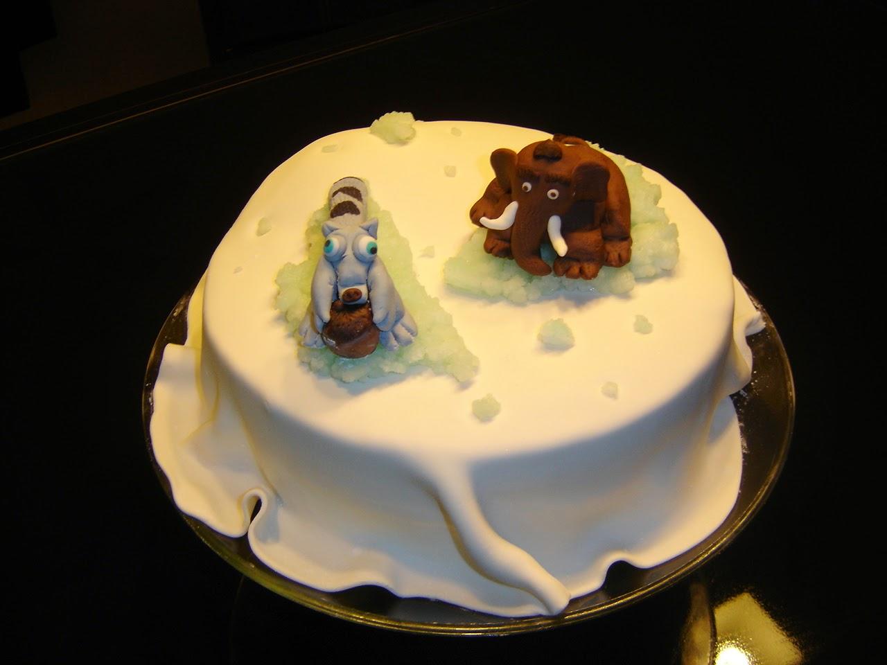 Tortas Era del Hielo, parte 2