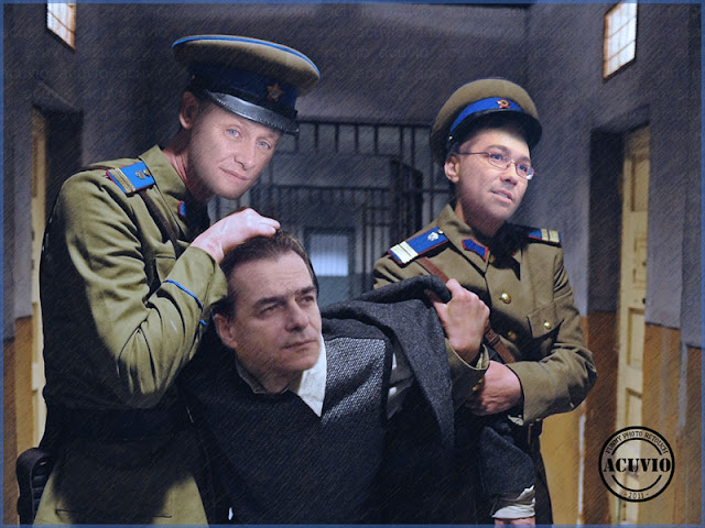 Funny photo Ludovic Orban Crin Antonescu Victor Ponta