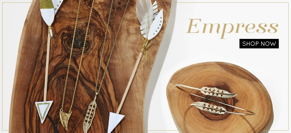 Empress Collection Orelia Jewellery