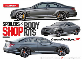 SPOILERS & BODY KITS SHOP LENZDESIGN