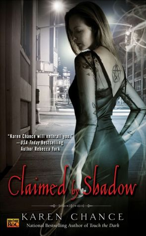 Karen Chance Claimed by Shadow