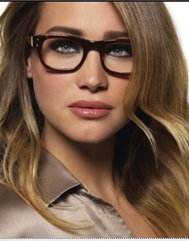 Best Eye Glasses Frames For Round Face : Optical Eyewear : Best Glasses for your Face