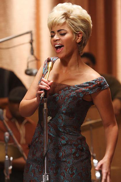 Muziekfanaat Blues En Motown Legende Etta James Terminaal