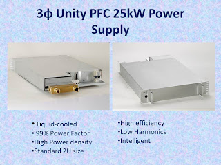 liquid cooled switching power supply