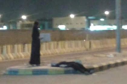 Pemandangan Mengejutkan Kehidupan Malam di Arab Saudi