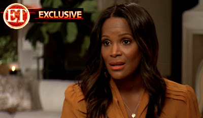 Tameka Raymond Interview on ET
