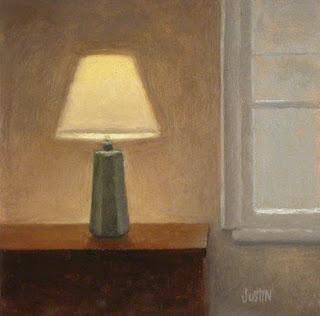 Best-jzaperoilpaintings-Lamp-Window-Oil-Paintings-Image