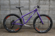 SURLY KARATEMONKEY 27.5 試乗車