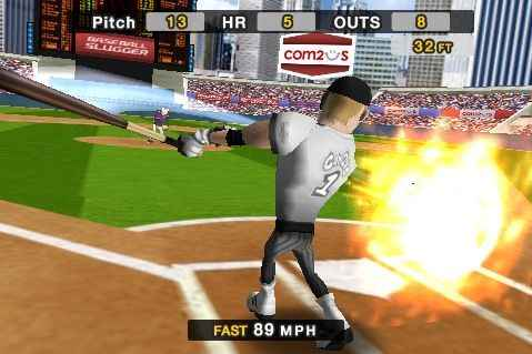 Homerun Battle 3d Android
