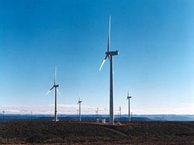 fabrica de molinos eolicos