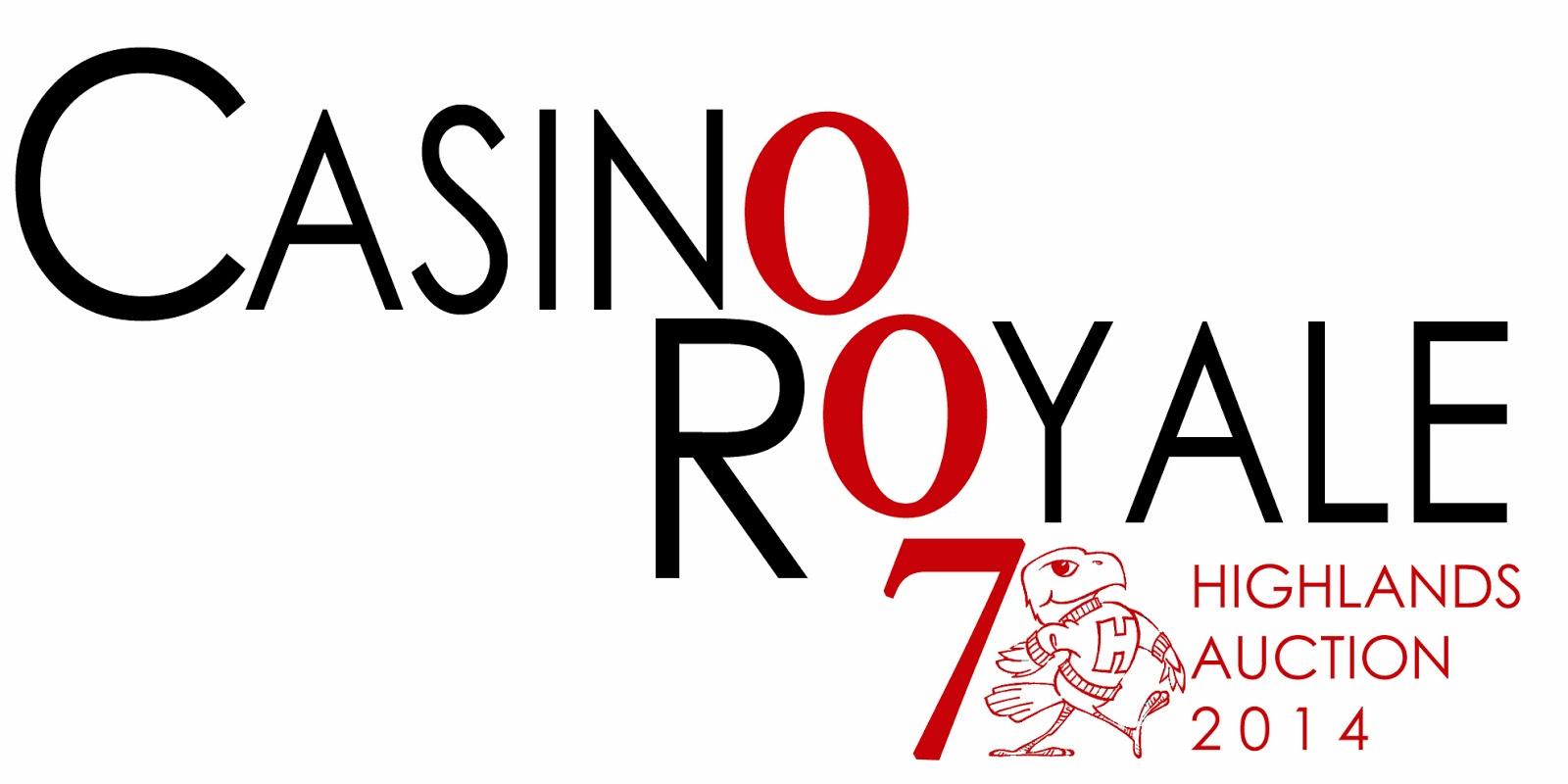 Font used casino royale online casino cashable bonus