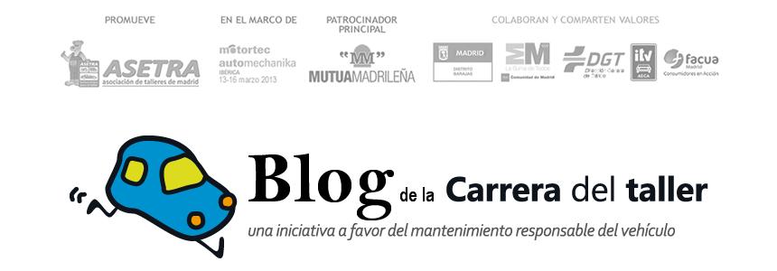 Carrera del taller Ponte a Punto / blog