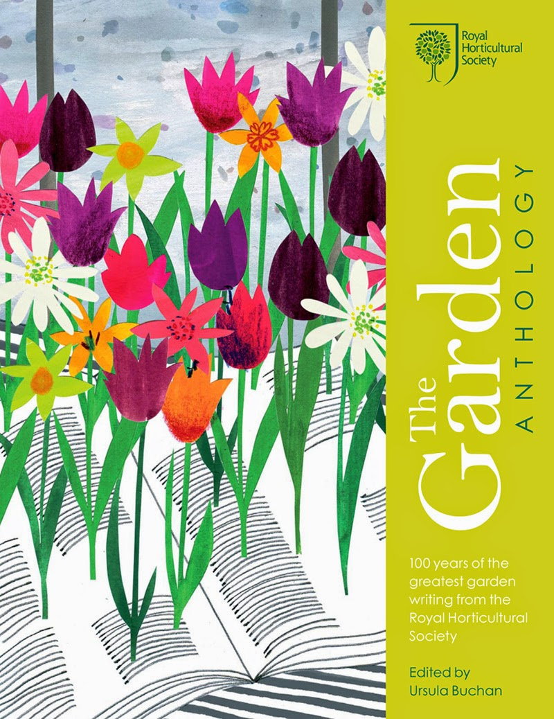The Garden Anthology book cover