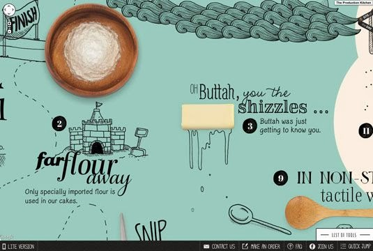 The Best of - 30 Creative & Innovative Navigation Menus