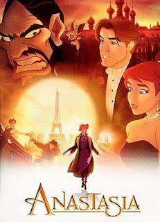 Animasi Anastasia. Kisah Sejarah Empire Russian