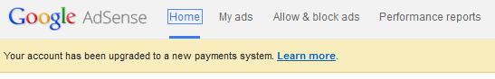 Aditya-Web.com Mendapatkan Kiriman Pin Google Adsense
